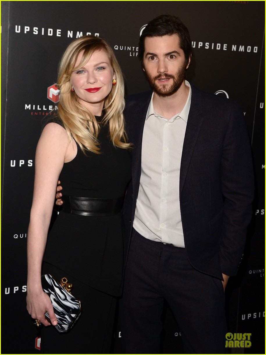 kirsten dunst jim sturgess upside down hollywood screening 08