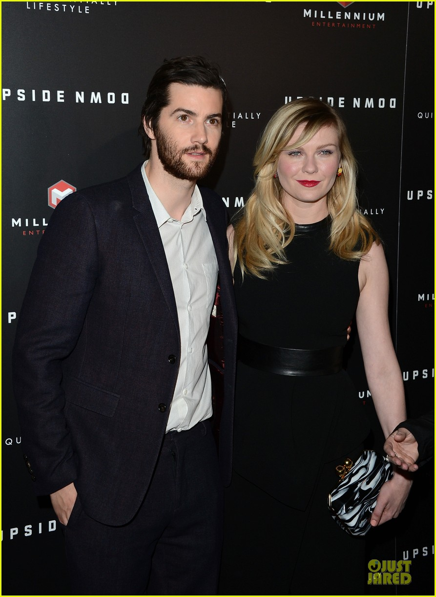 kirsten dunst jim sturgess upside down hollywood screening 092829663