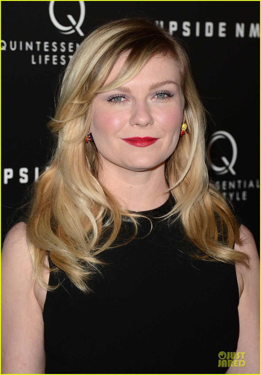 kirsten dunst jim sturgess upside down hollywood screening 112829665