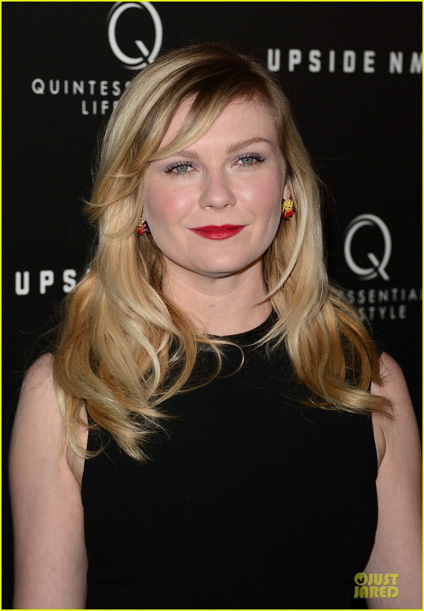 kirsten dunst jim sturgess upside down hollywood screening 132829667