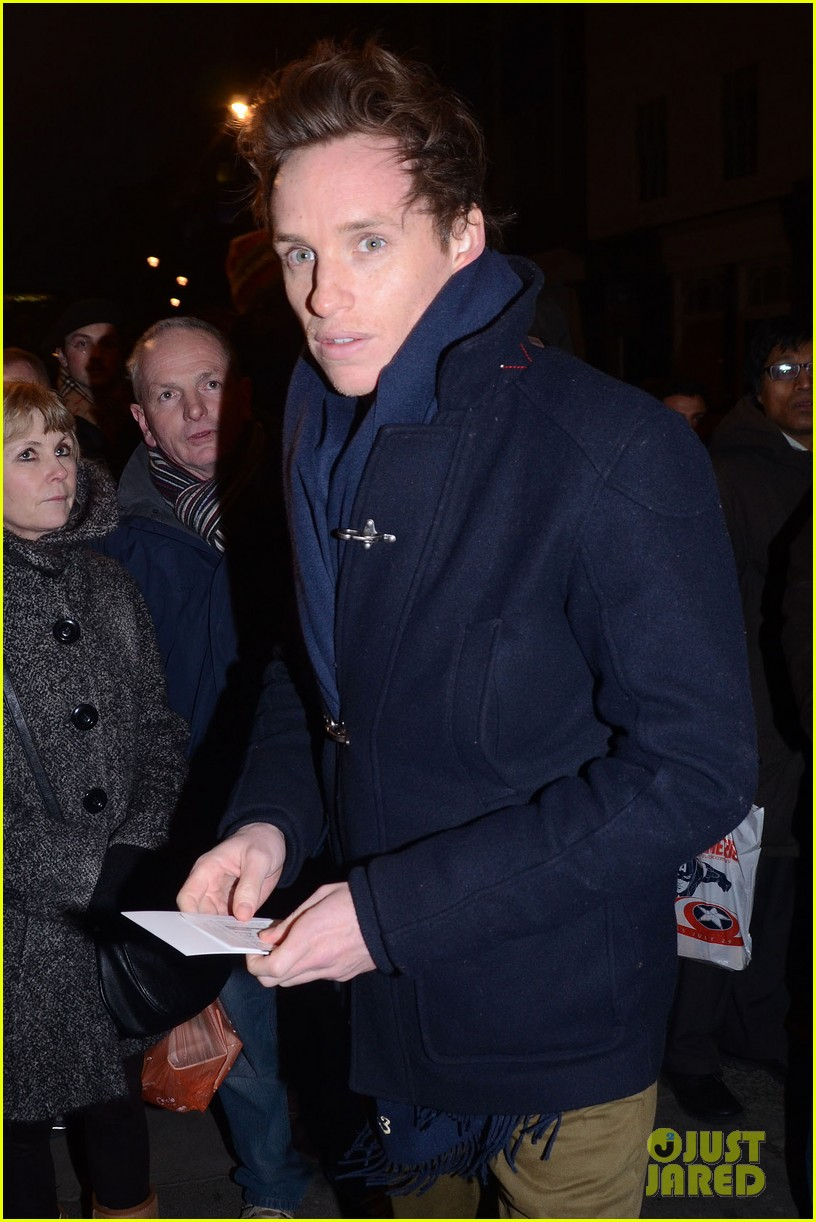 eddie redmayne peter alice press night after party 092838084