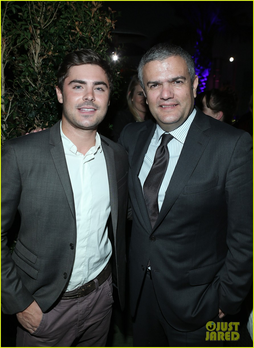 zac efron hublots new brand ambassador celebration 052835004