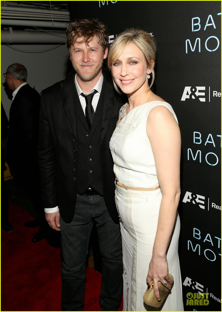 vera farmiga freddie highmore bates motel premiere party 172829701