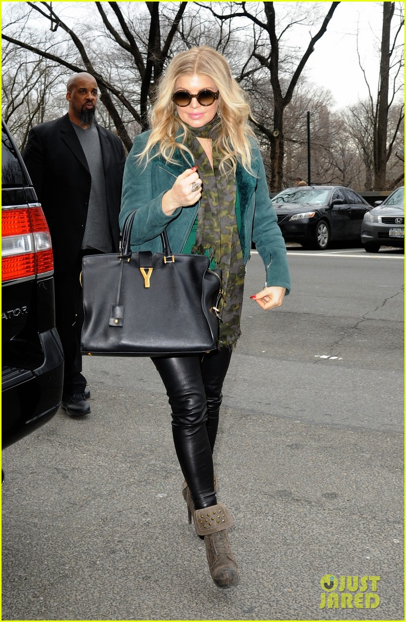 fergie on her pregnancy i have no idea what im doing 042835140