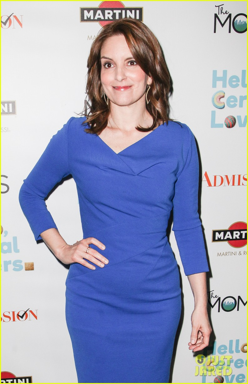 tina fey admission screening celebration 16