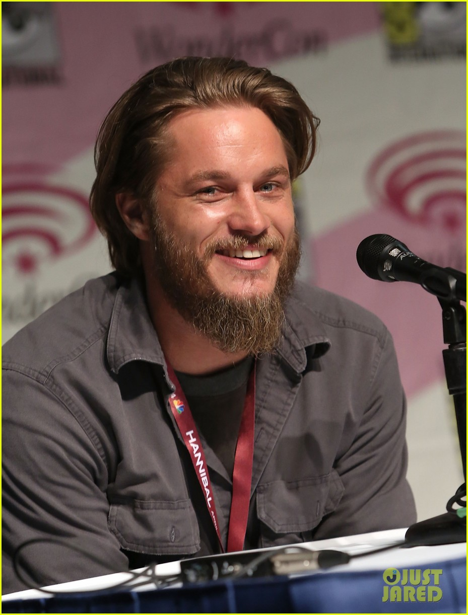 travis fimmel from calvin klein model to vikings star 072840655