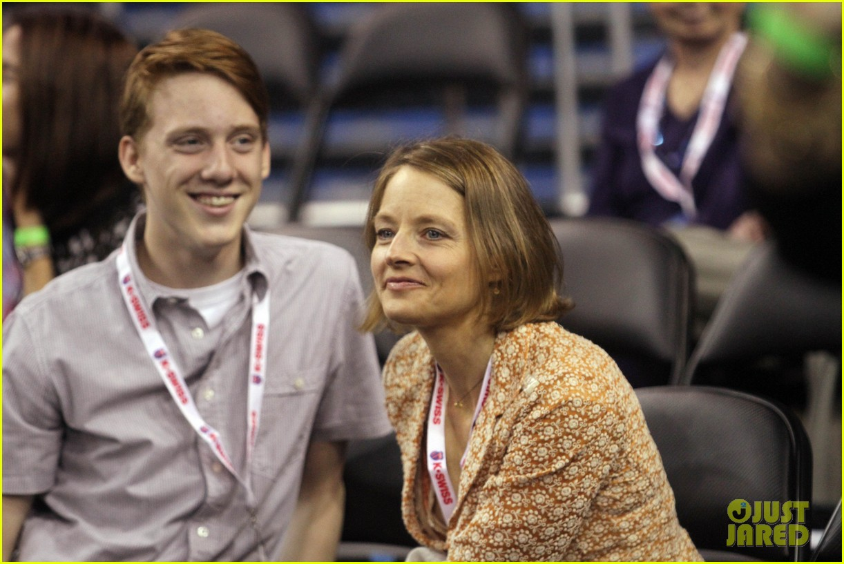 jodie foster errands after tennis match with charlie kit 022826657