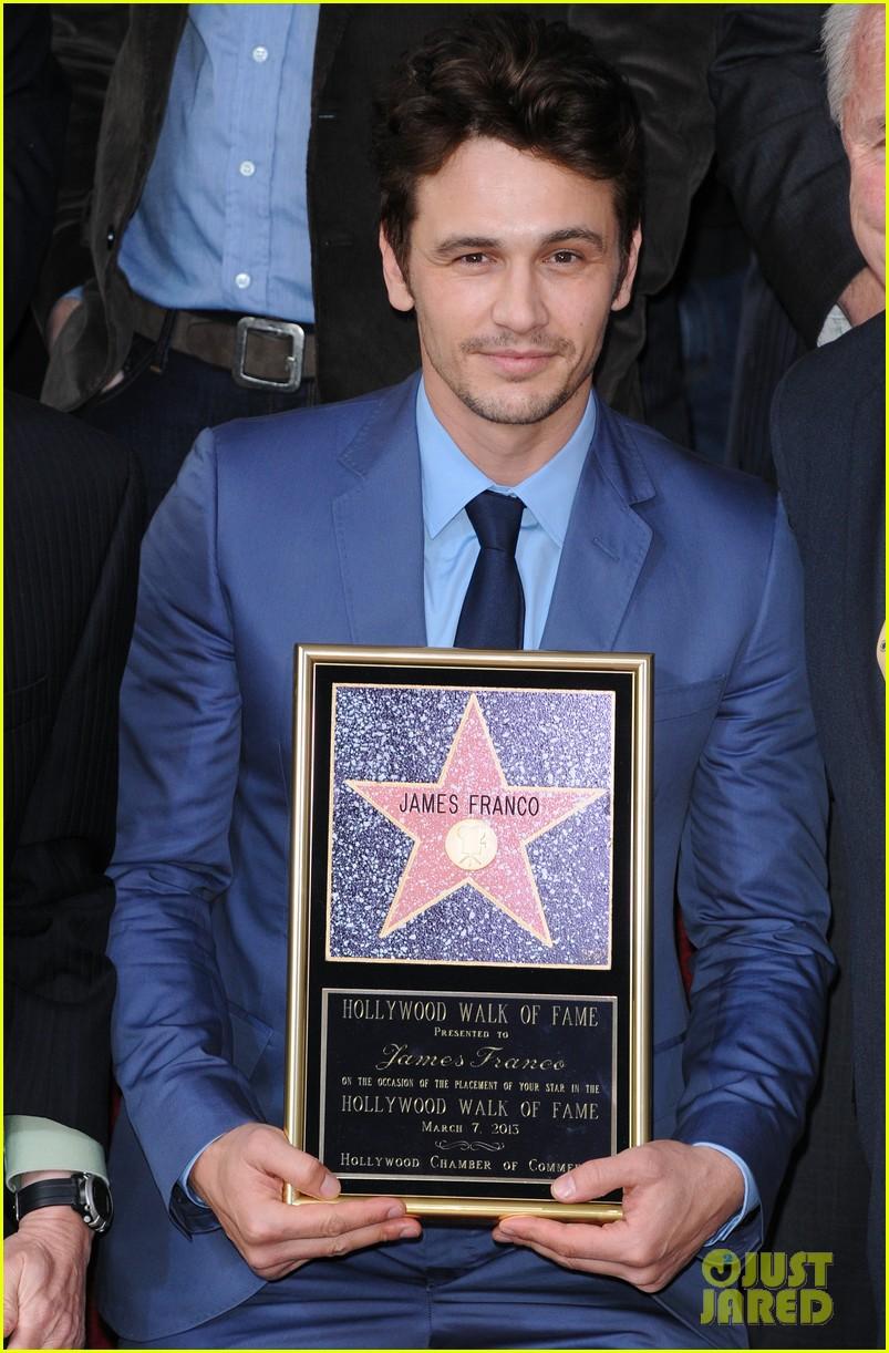james franco hollywood walk of fame star ceremony 022826839