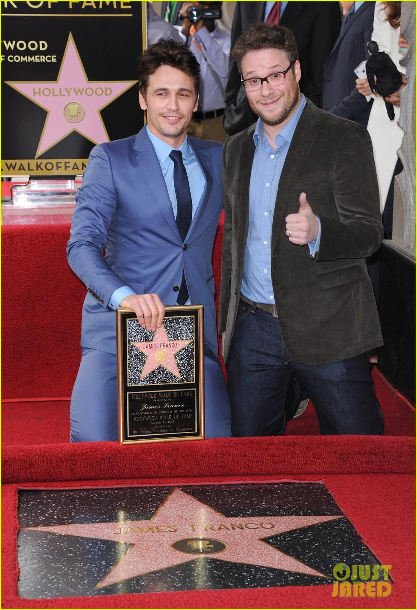 james franco hollywood walk of fame star ceremony 072826844