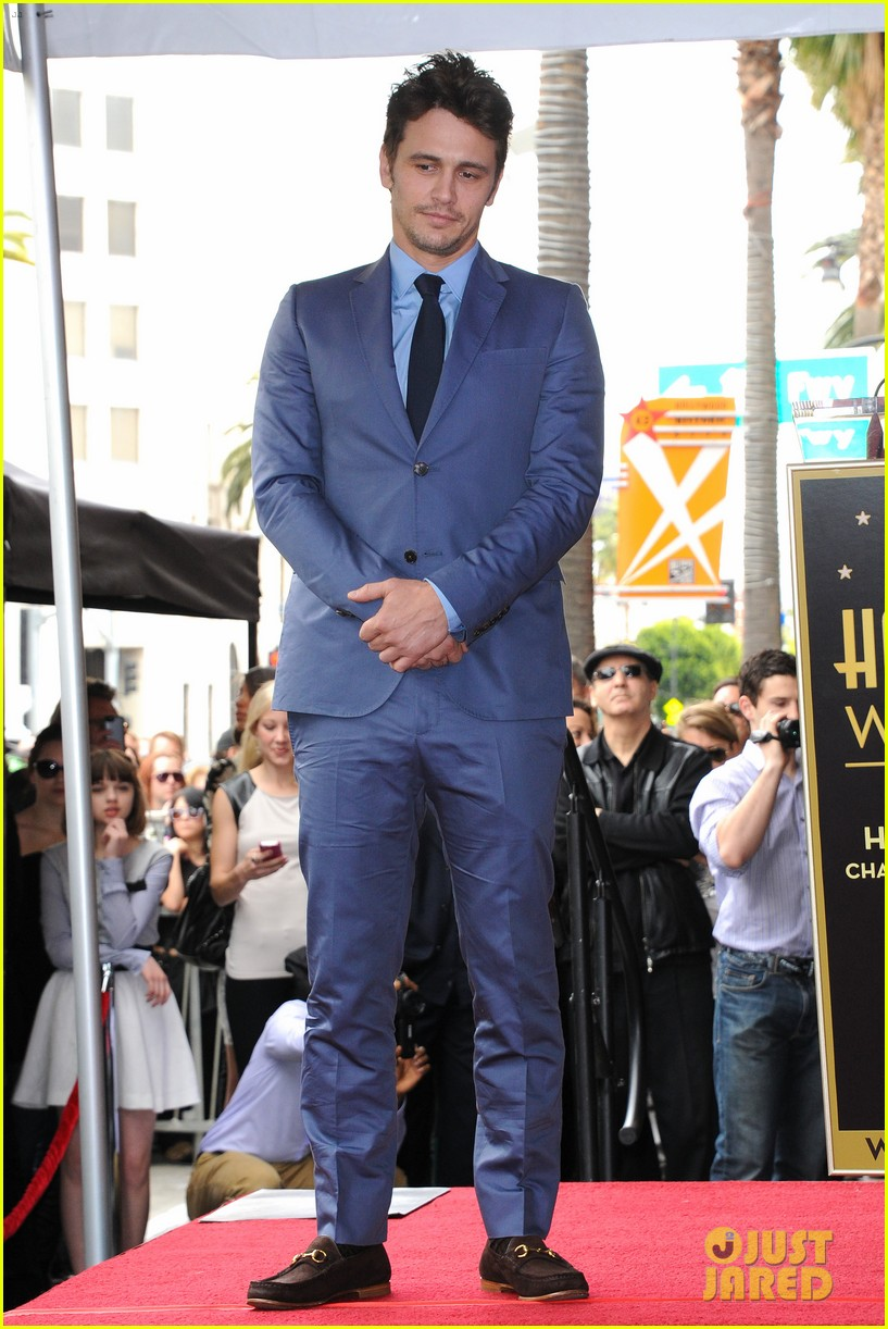james franco hollywood walk of fame star ceremony 112826848