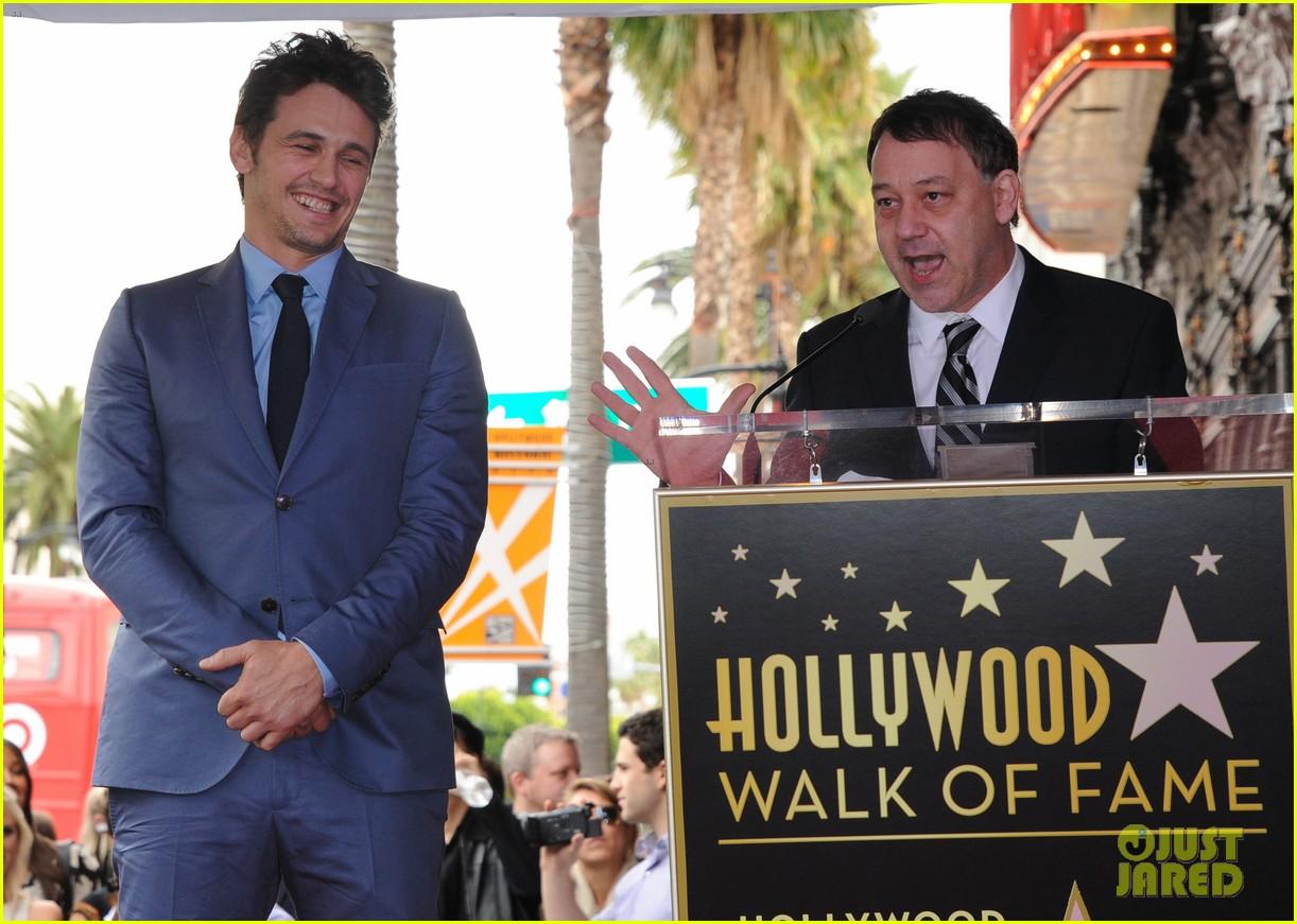 james franco hollywood walk of fame star ceremony 142826851