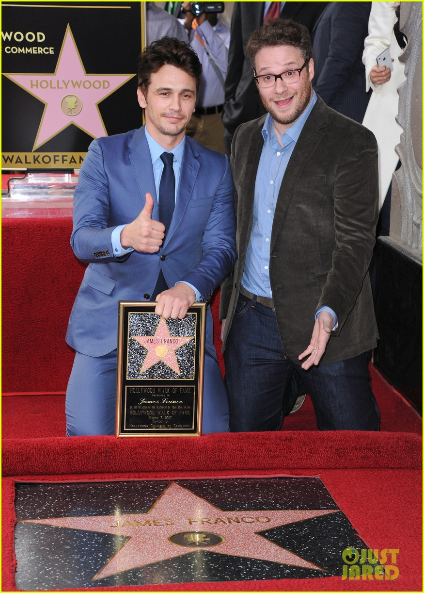 james franco hollywood walk of fame star ceremony 192826856