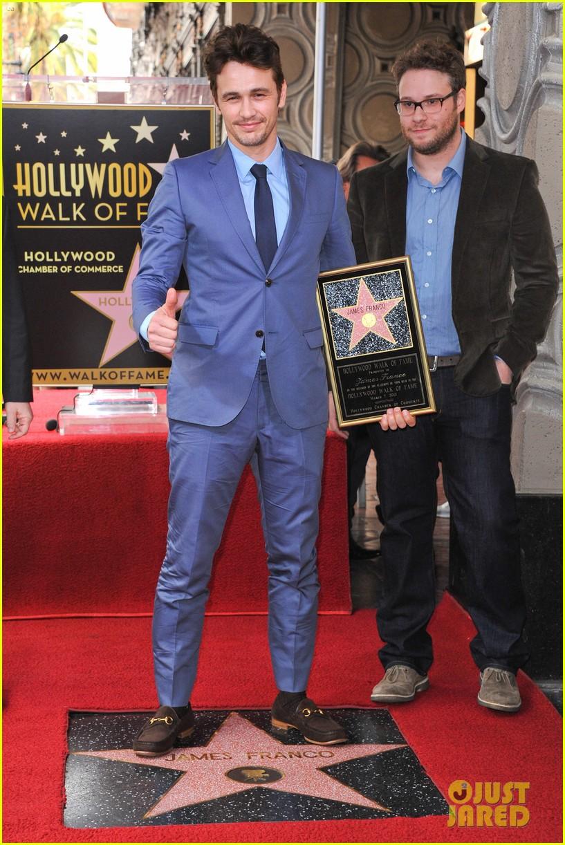 james franco hollywood walk of fame star ceremony 222826859