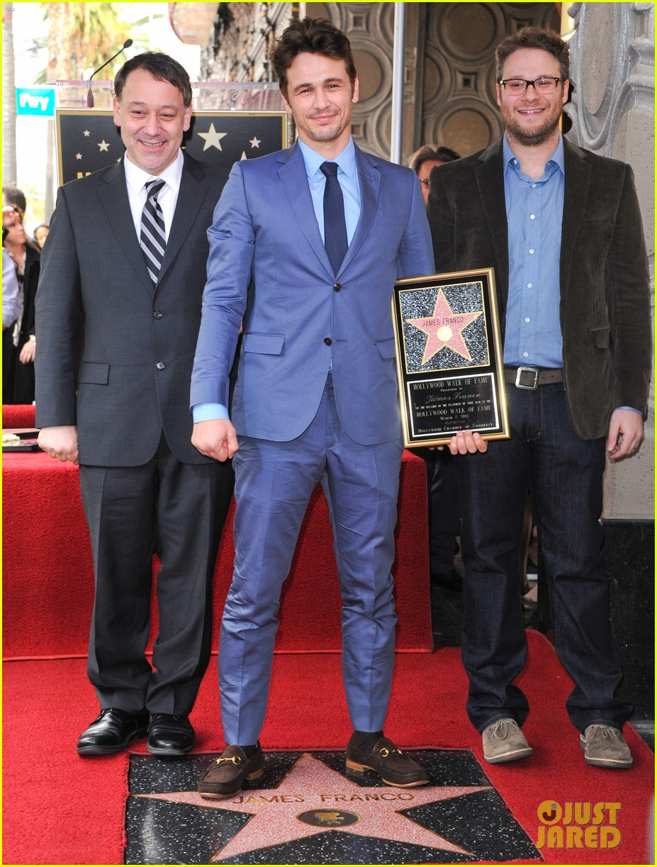 james franco hollywood walk of fame star ceremony 242826861