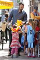 jennifer garner ben affleck violet basketball game 18