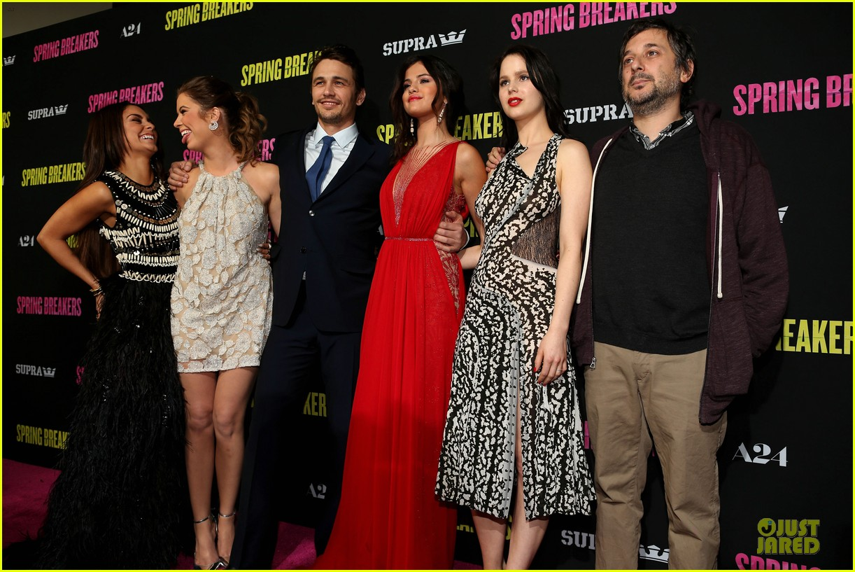 selena gomez rachel korine spring breakers hollywood premiere 042830824