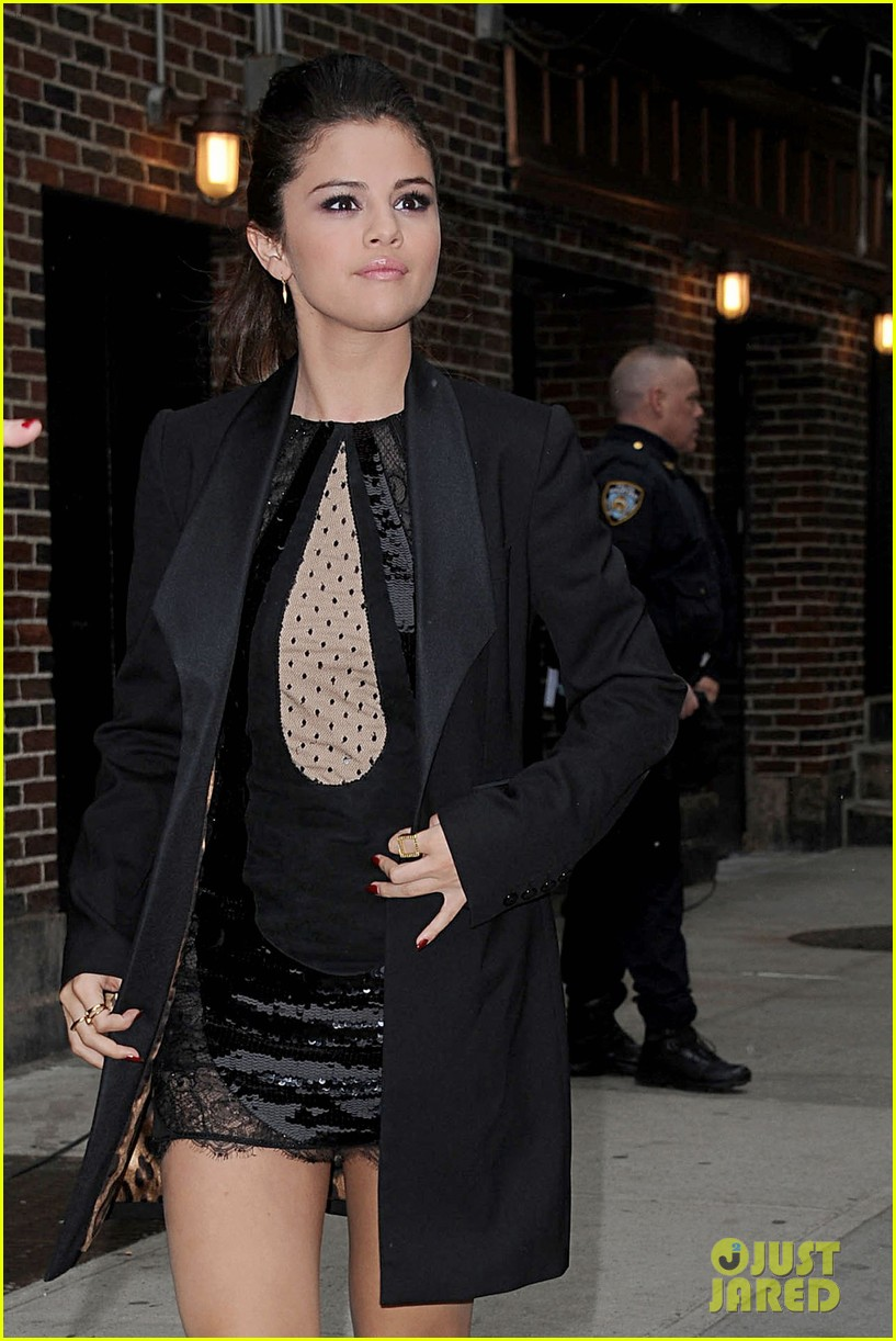 selena gomez late show with david letterman appearance 192832957