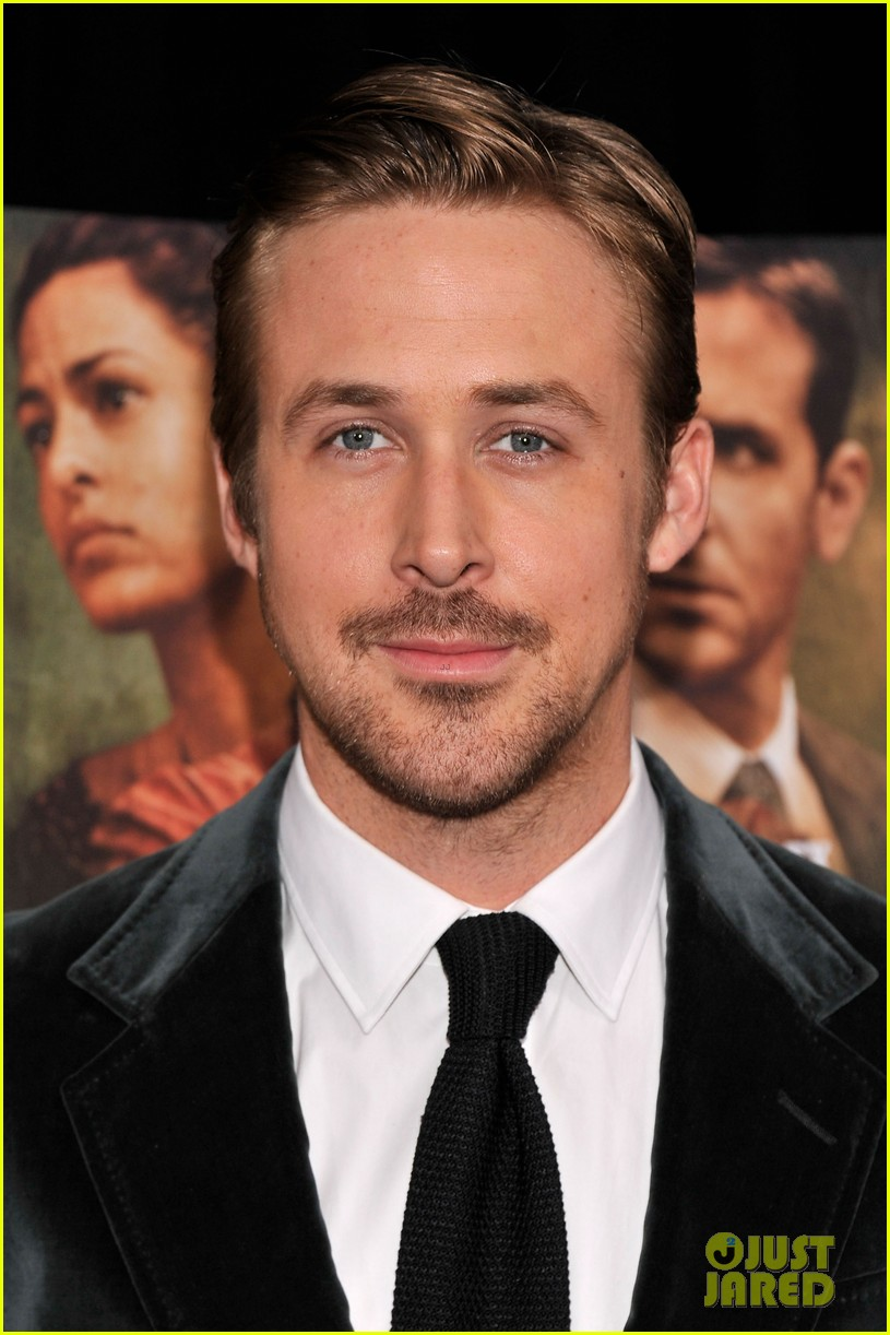 ryan gosling eva mendes place beyond the pines premiere 042839505