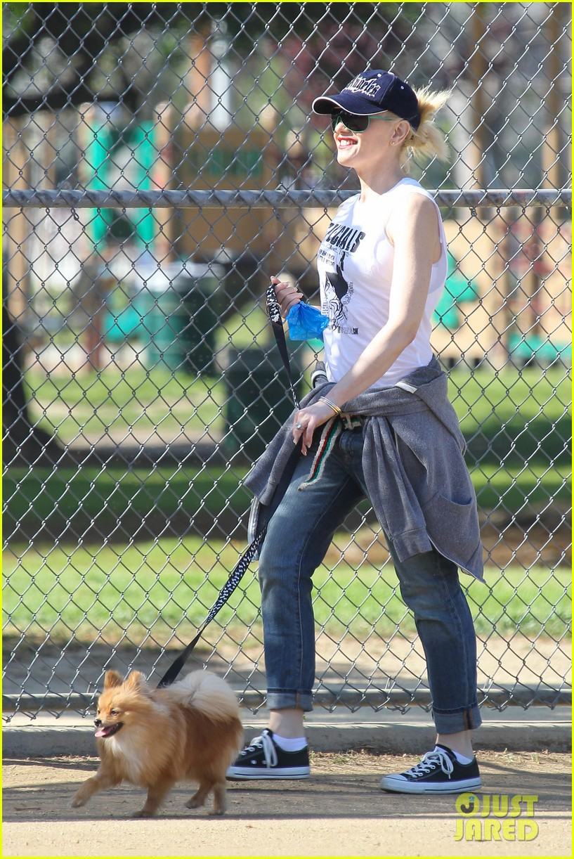 gwen stefani gavin rossdale family fun at the park 052837285