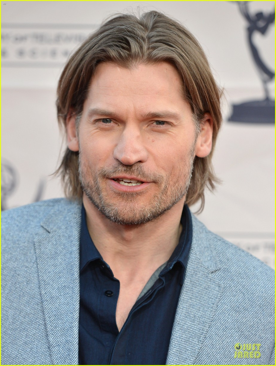 kit harington nikolaj coster waldau game of thrones academy evening 092834194