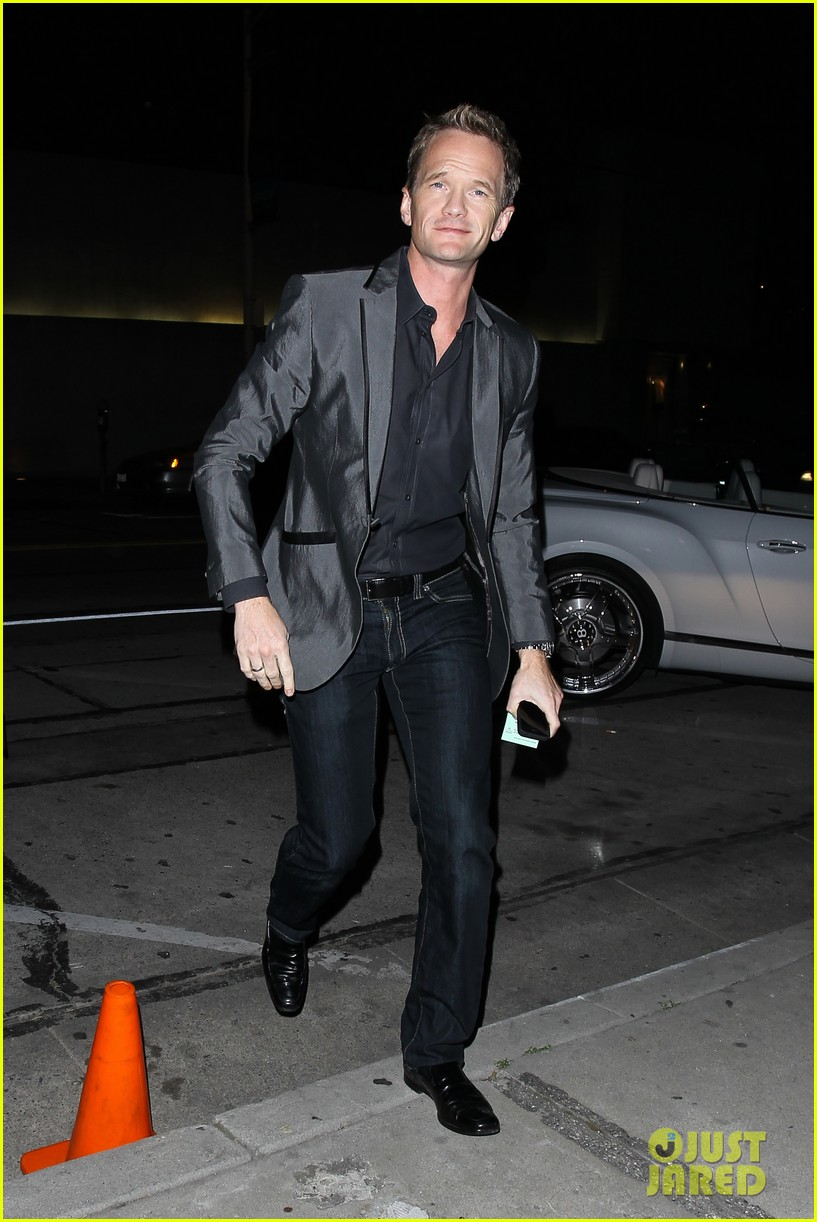niel patrick harris elton johns birthday party with david burtka 132838065
