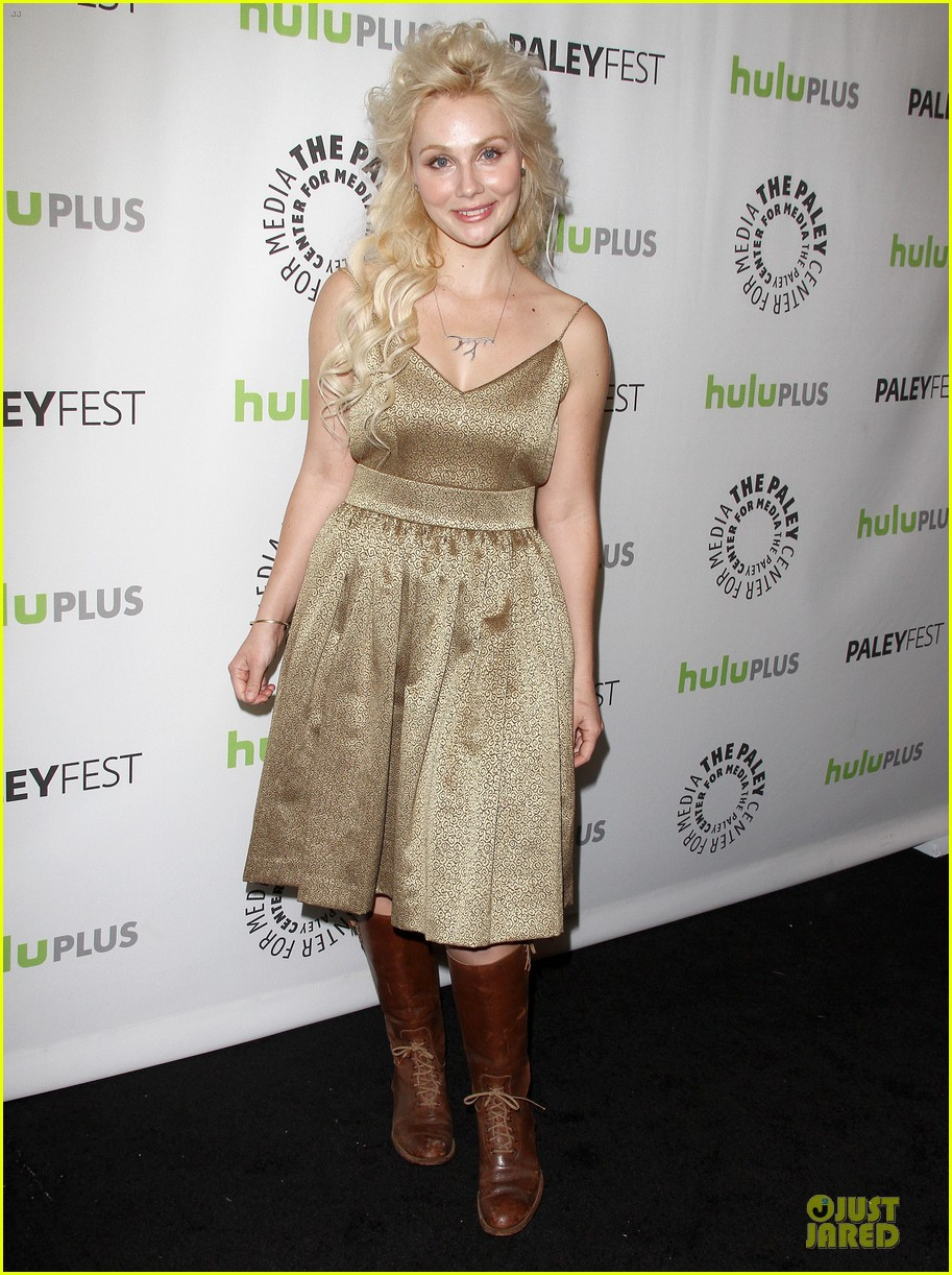 hayden panettiere connie britton paleyfest with nashville cast 032827906