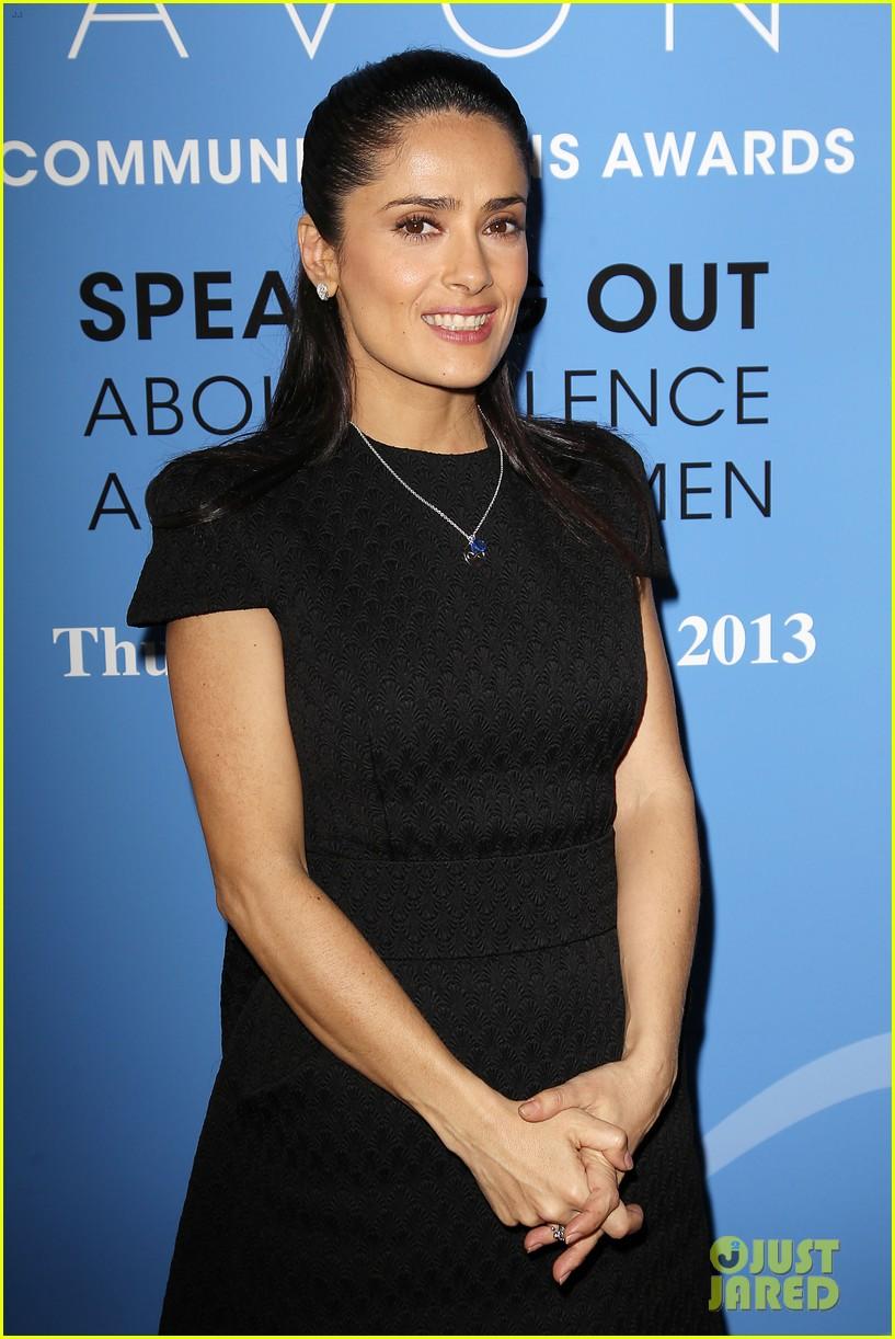 salma hayek avon communication awards 2013 102826918
