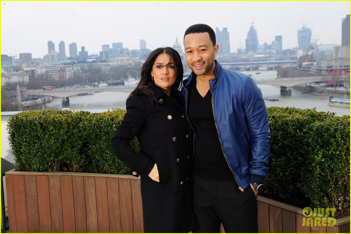 salma hayek john legend sound of change live launch 03