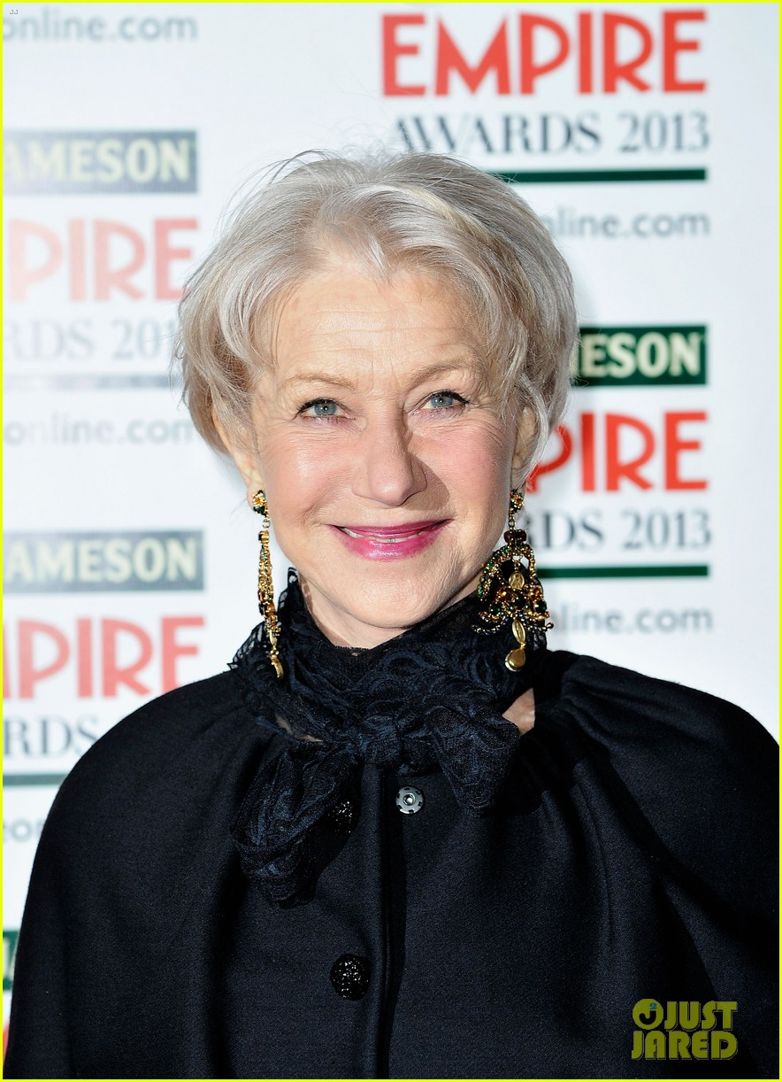 helen mirren jameson empire awards 2013 03