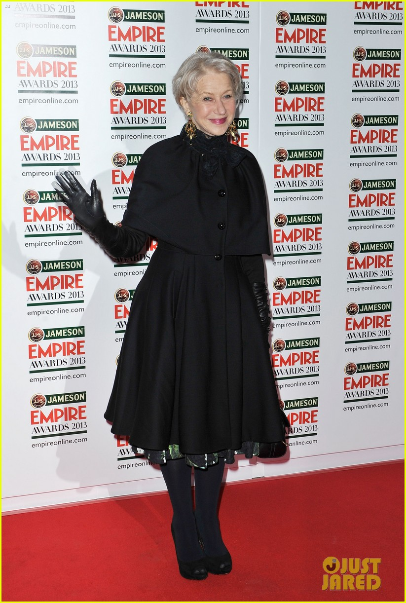 helen mirren jameson empire awards 2013 042837074