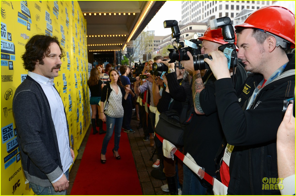 emile hirsch paul rudd prince avalanche sxsw screening 142827981