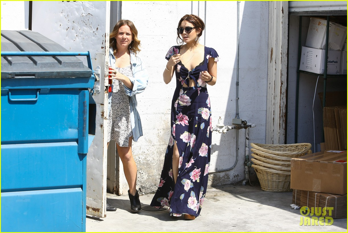 vanessa hudgens planet blue shopper 102838756