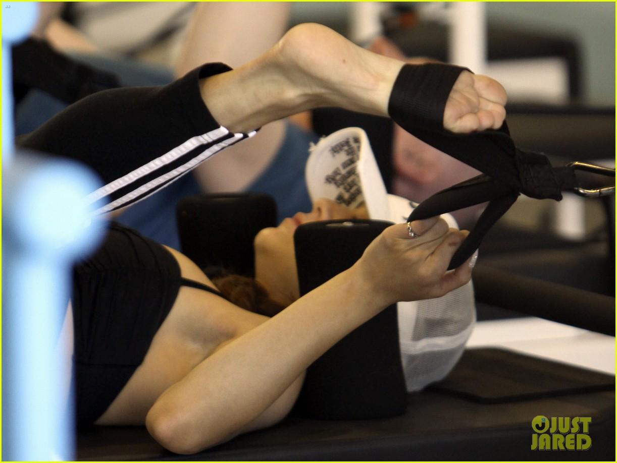 vanessa hudgens monday morning workout 162837823