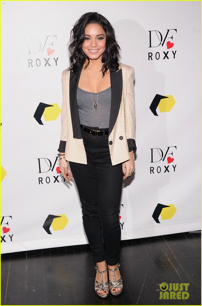 vanessa hudgens dvf loves roxy launch event 122826354