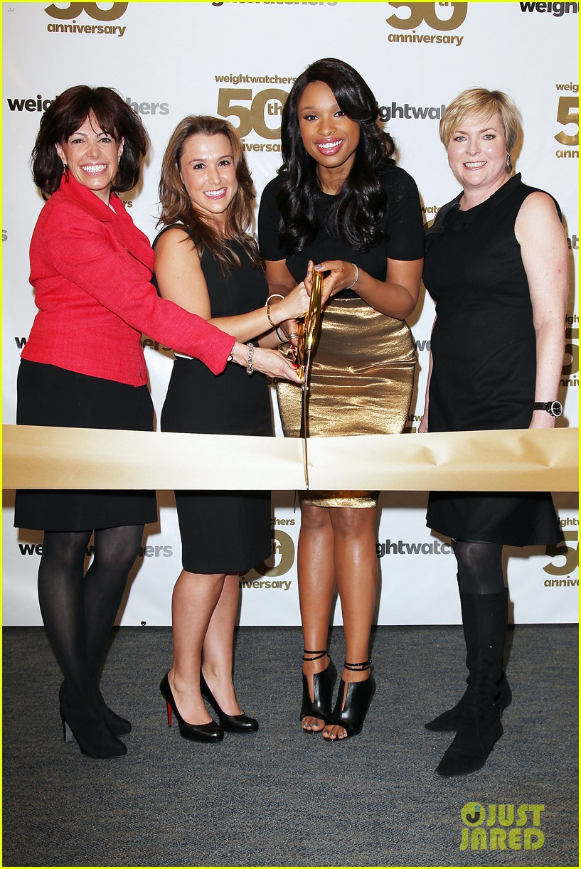 jennifer hudson weight watchers 50th anniversary 03