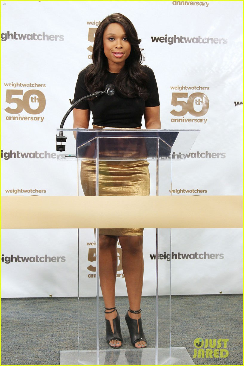 jennifer hudson weight watchers 50th anniversary 07
