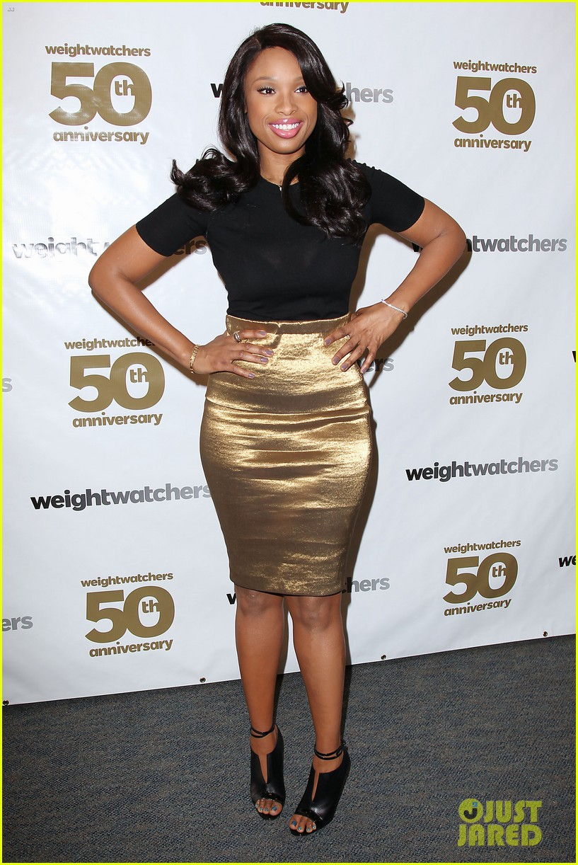 jennifer hudson weight watchers 50th anniversary 18
