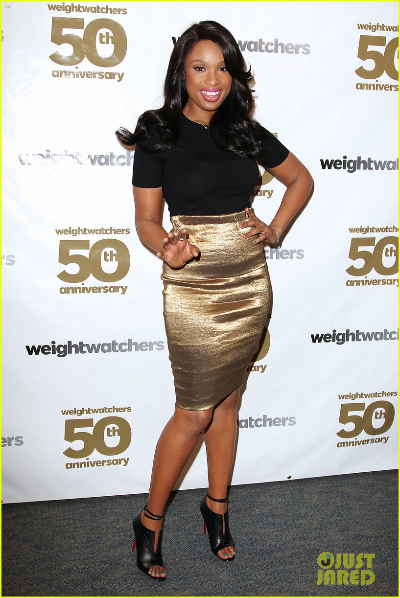 jennifer hudson weight watchers 50th anniversary 222837727