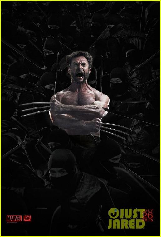 hugh jackman wolverine trailer poster 012838578