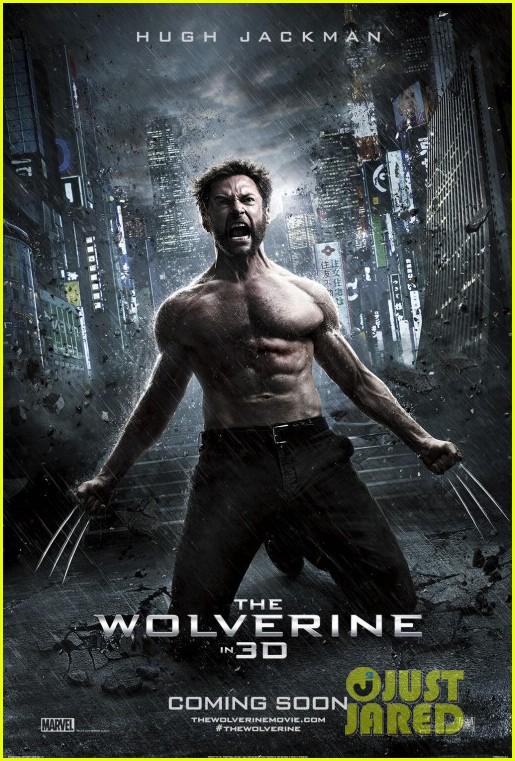 hugh jackman wolverine trailer poster 022838579