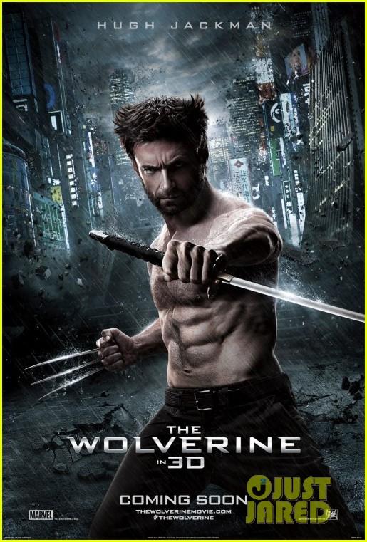 hugh jackman wolverine trailer poster 03