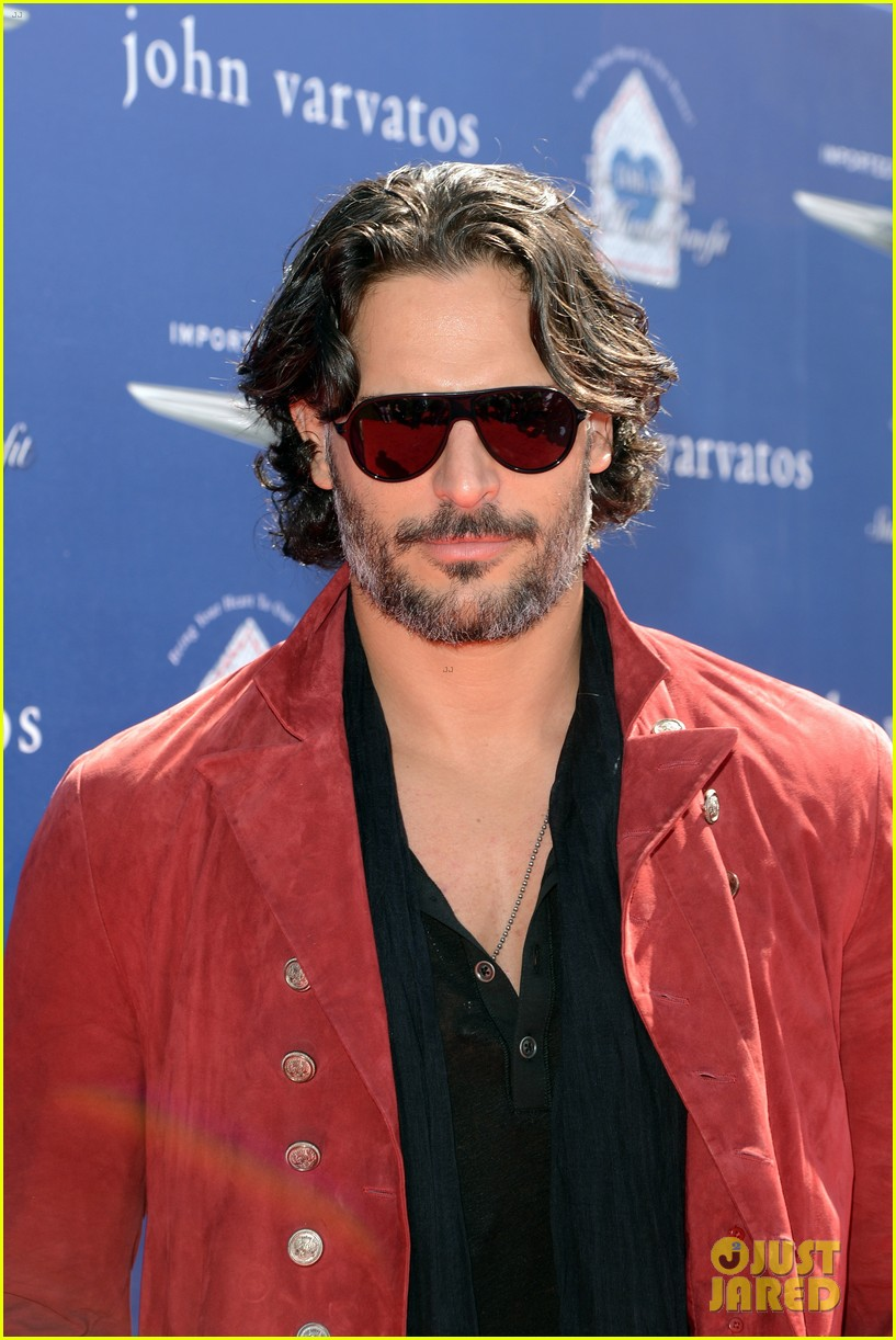 joe manganiello louise roe john varvatos stuart house benefit 052828576
