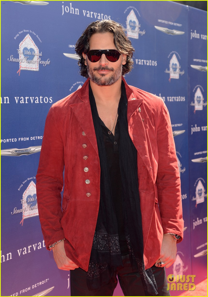 joe manganiello louise roe john varvatos stuart house benefit 28