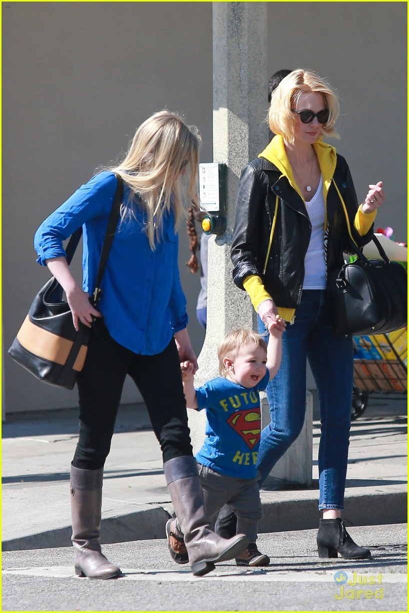 january jones xander le pain quotidien lunch 092825163