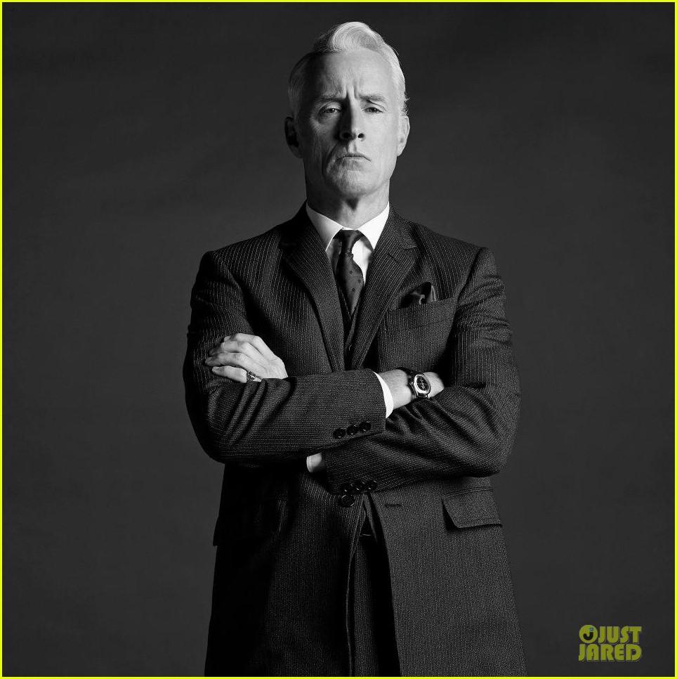 january jones jon hamm mad men season 6 cast portraits 092838002