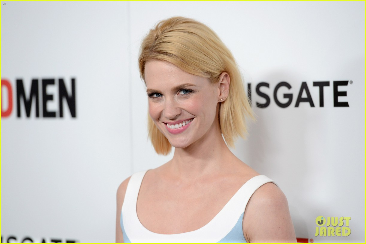 january jones alison brie mad men season 6 premiere 022834791