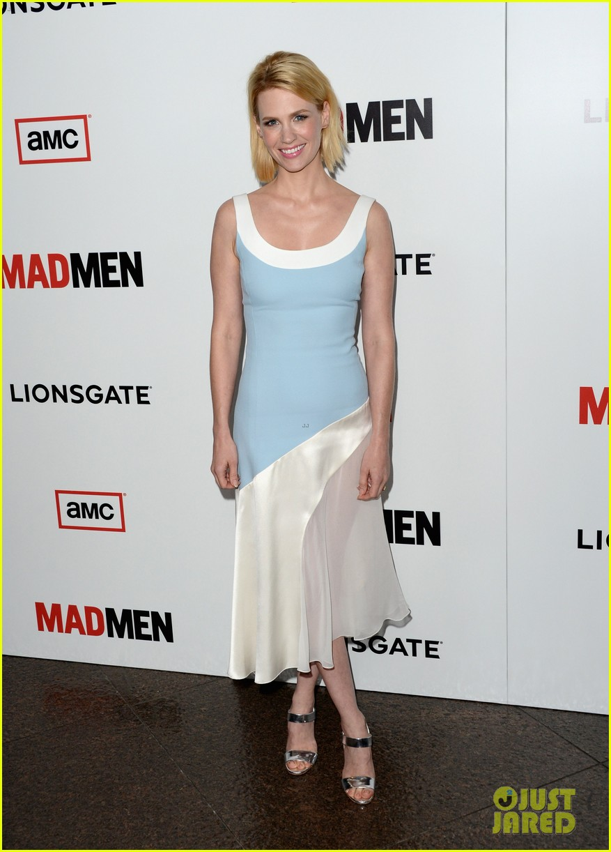 january jones alison brie mad men season 6 premiere 082834797