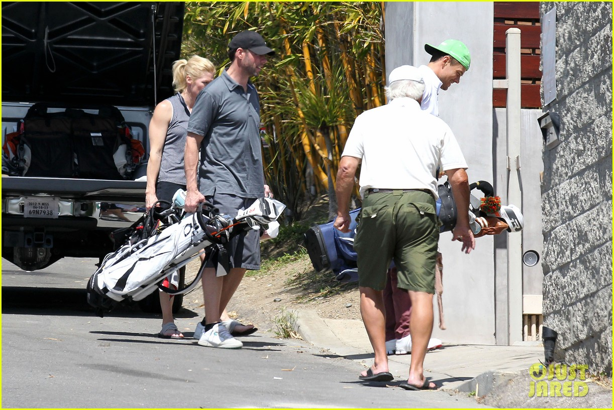 josh duhamel fake baby bump with pregnant fergie 122837171