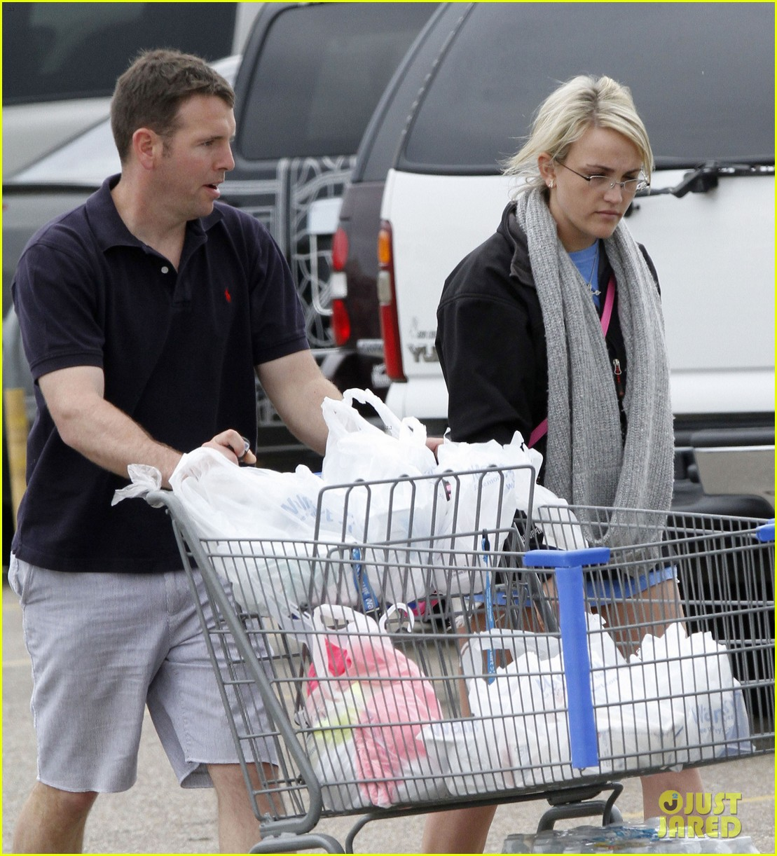 jamie lynn spears grocery shopping with jamie watson 152840648