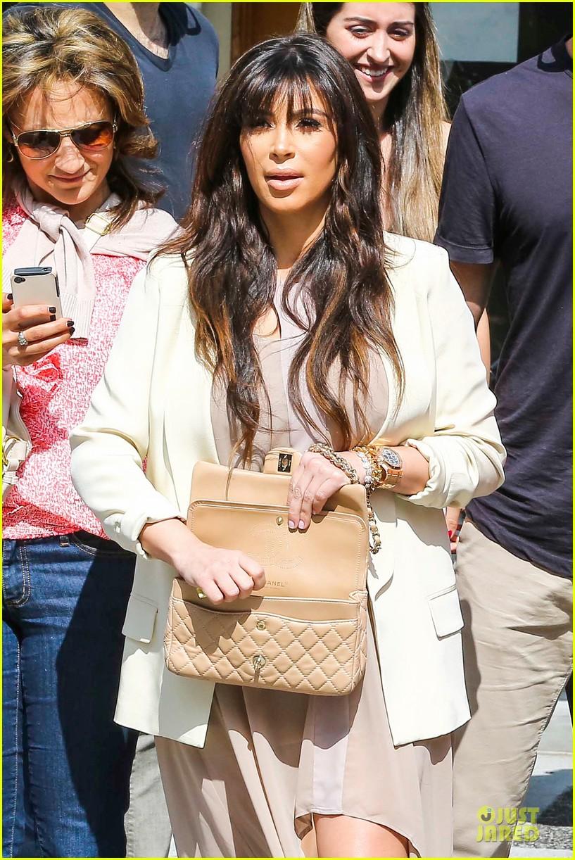 kim kardashian atlanta landing for temptation premiere 042831592